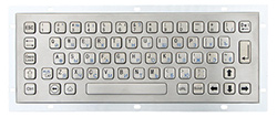 Metal keyboard TG-PC-C