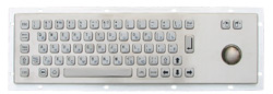 Metal keyboard TG-PC-D
